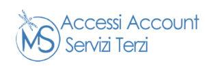Accessi Account Servizi Terzi