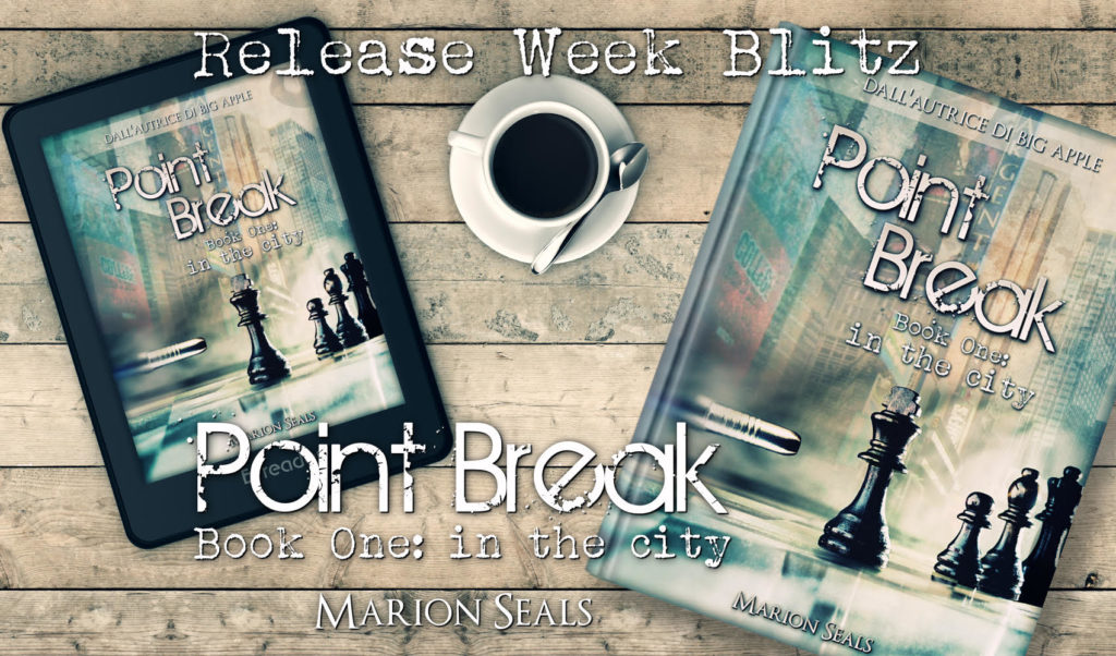Banner release week point break book one in the city