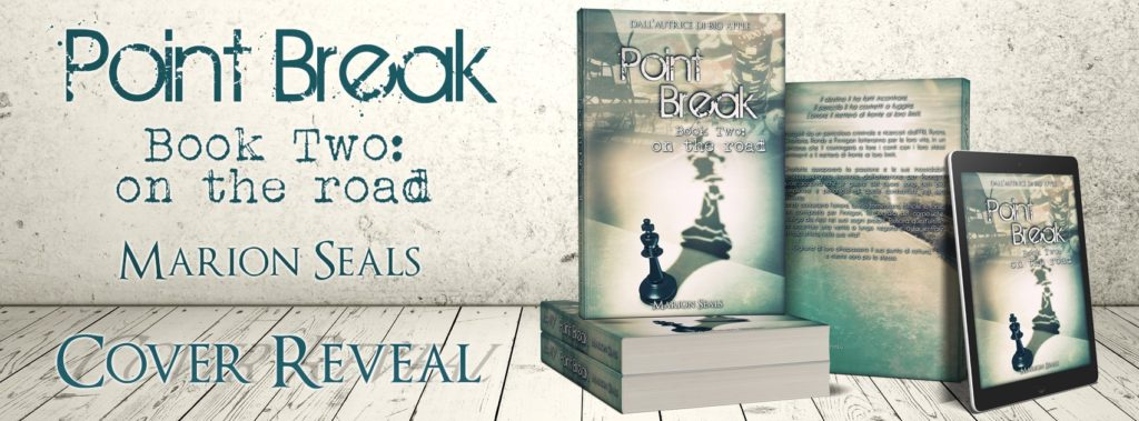 Banner Cover reveal PB – on the road