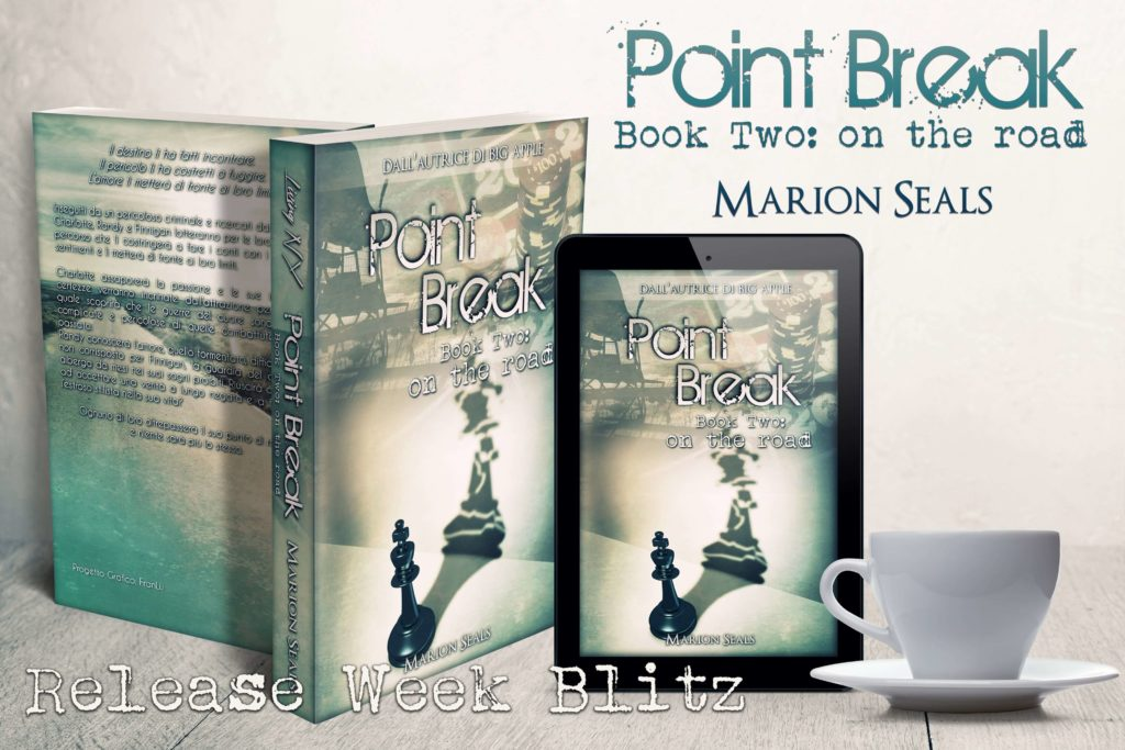 Banner Release Point Break – on the road Book 2.