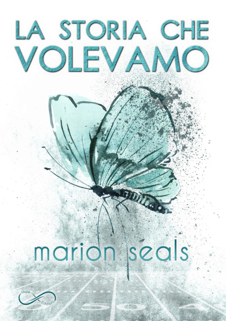 La storia che volevamo Marion Seals cover